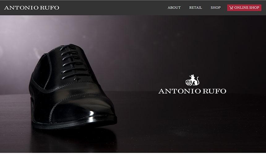 アントニオ ルフォ(ANTONIO RUFO)公式ブランドサイト